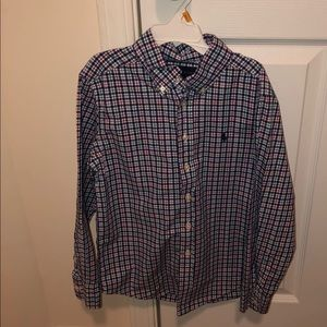Polo by Ralph Lauren button up shirt